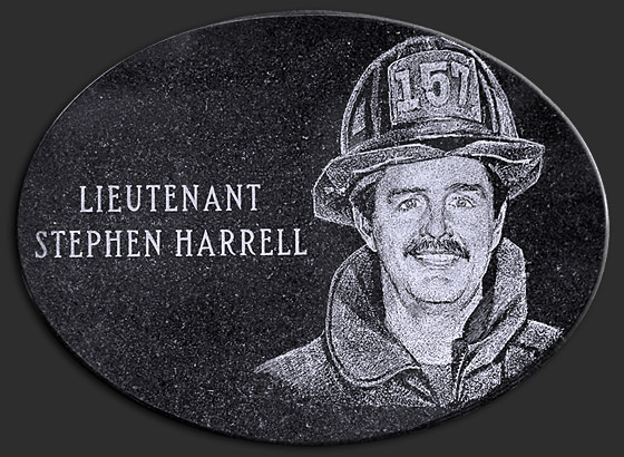 Fdny Lieutenant Stephen G Harrell