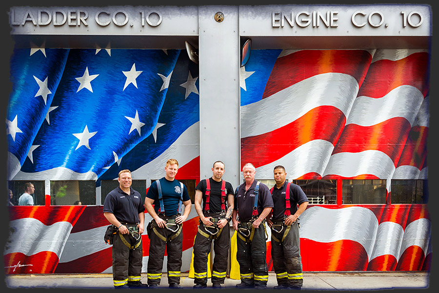 FDNY Ten House Main Banner
